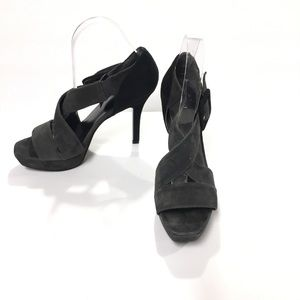 Nine West Flashbulb Platform Sandal Size 7.5